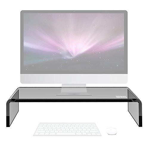 Duronic DM054 Bildschirmständer schwarz / Monitorständer ...